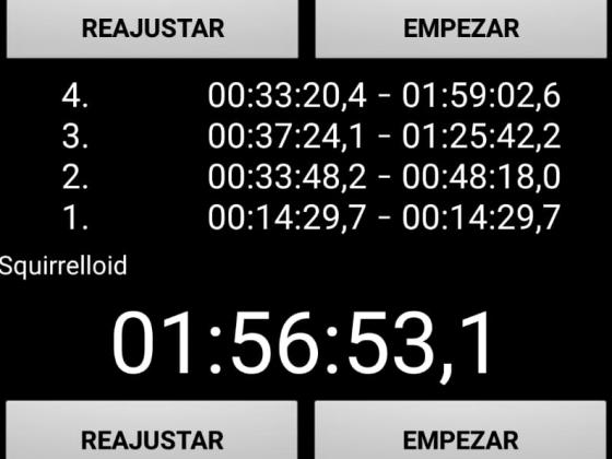 2CR9 - R1 - Tiempo