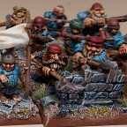 Halfling Spearmen
