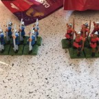 Painting League 2017 - Unrefurbished archers