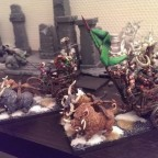 Chariots + clutter