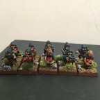 Halfling army Scouts