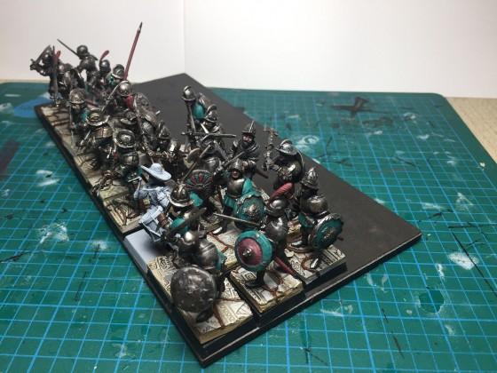 Conquistador Imperial Guard
