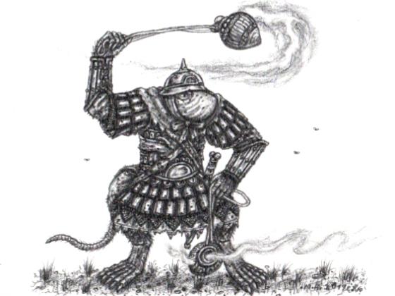 Vermin Swarm Grenadier (Vetia)