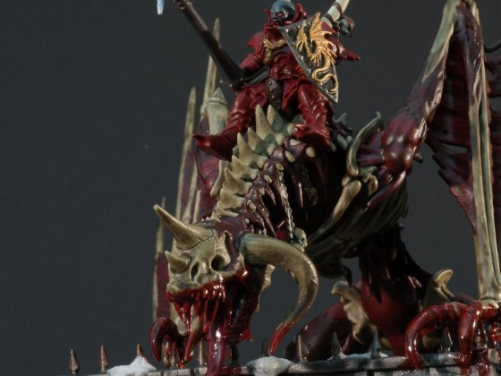 Vampire Count on Greater Zomiedragon