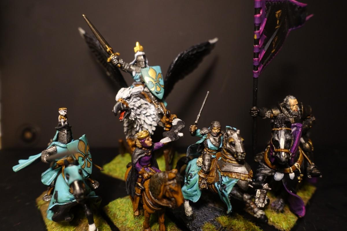 Army of Celeste - The full leadership team