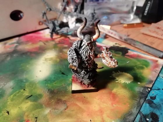 Infernal Dwarf Overlord