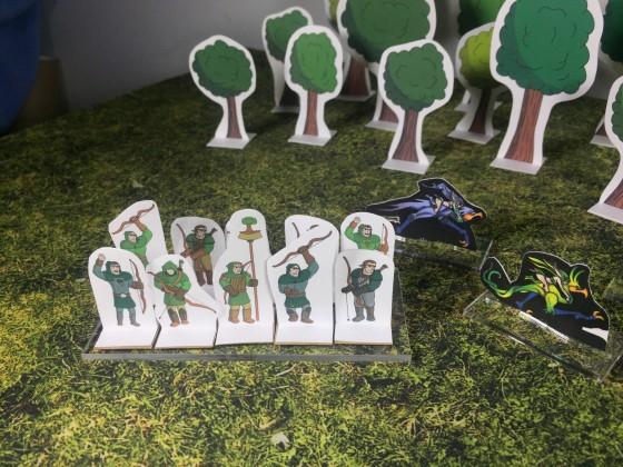Sylvan Elves EoW Patrol - Sylvan Archers