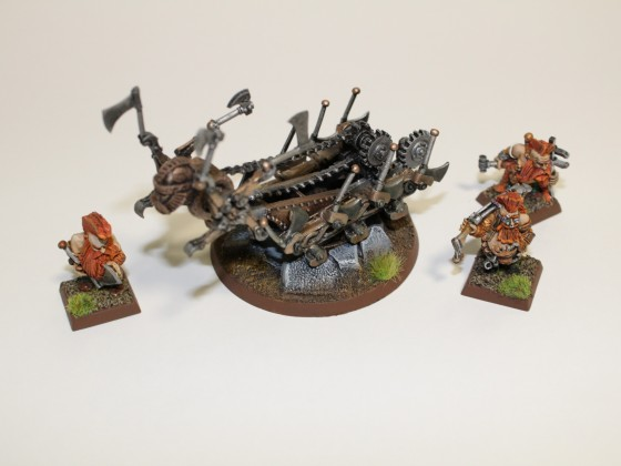 Games Workshop Malakai Makaisson's Goblin-hewer