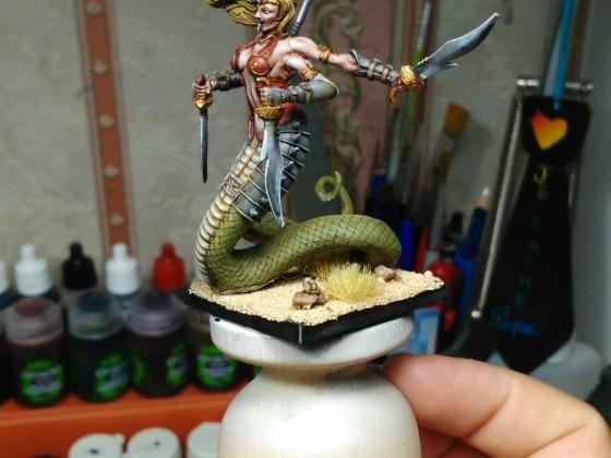 Medusa - Last command