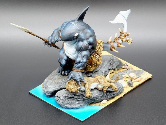 Frost Mammoth