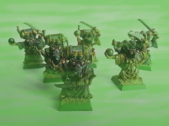 Vermin Swarm Grenadiers