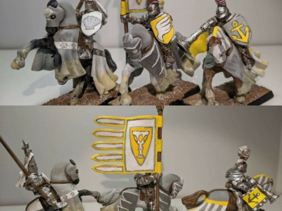 EoS/KoE Knights unit 2 (front rank)
