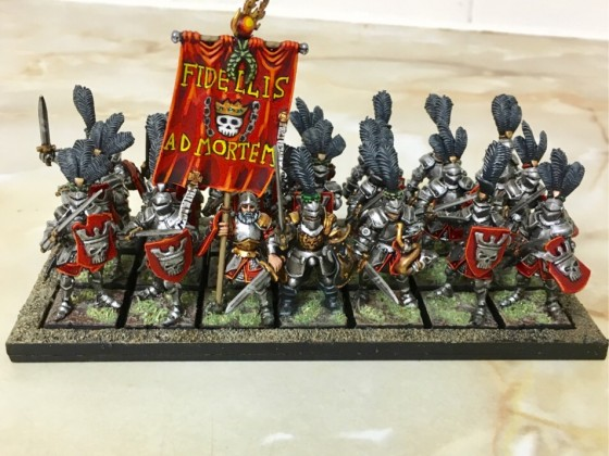 Imperial Guard Sword 'n Board