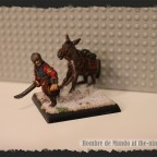 Heavy Infantry Battalion Unit Filler - Donkey