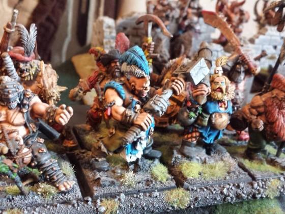 Ogre Mercenaries