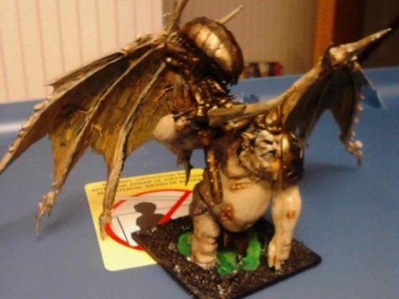 Daemon Prince of Pestilence