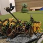 Wolfs chariots