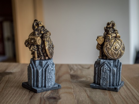 MOM 40mm Filler Statues