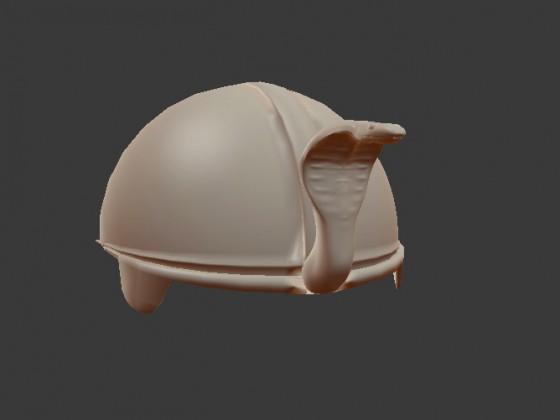 Necropolis Guard helmet 1