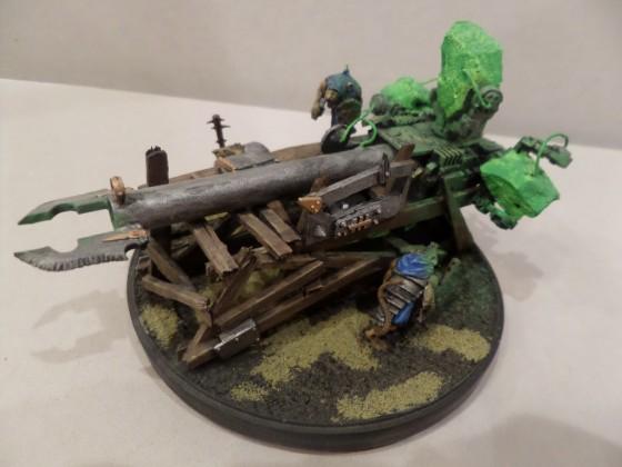 Vermin Swarm Warp Cannon