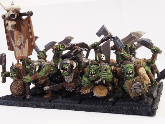 Some orcs