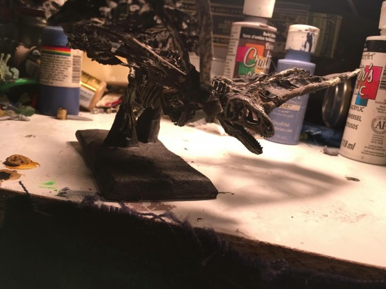 Zombie Dragon/Shrieking horror