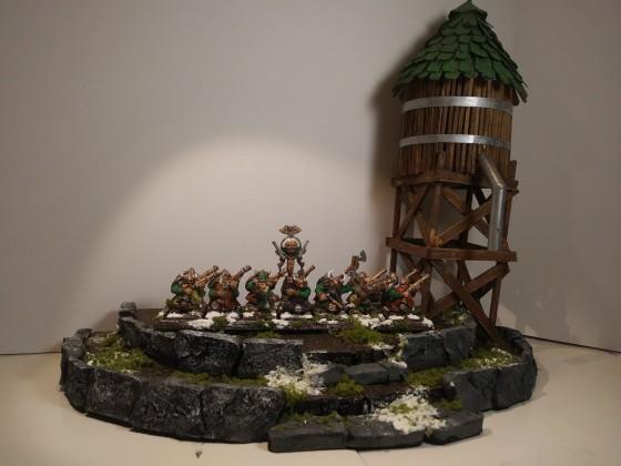 Ranger's Water Tower