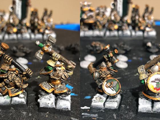 Dwarf Repaint