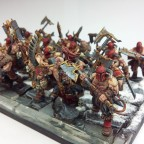 Axel Vicious' Barbarians