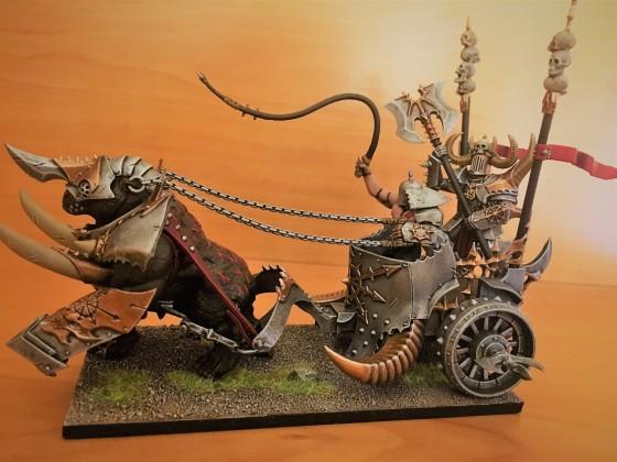 True Chaos Mauler Chariot