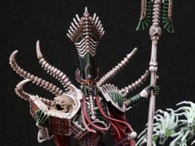 Nosferatu Count on Colossal Zombie Dragon