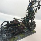 Goblin Witch Doctor on Chariot