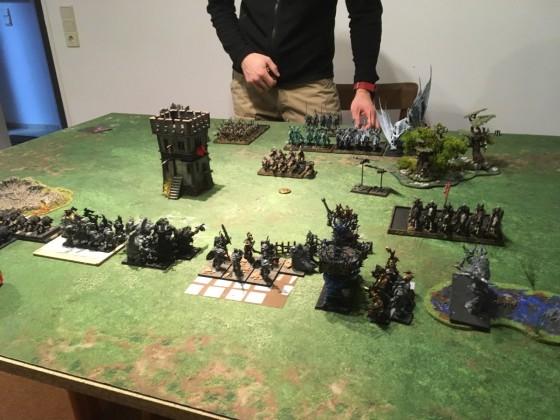 Warriors of the Dark Gods (WDG) vs. Vampire Covenant (VC)