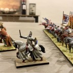 King and Paladin ready to lead the charge!