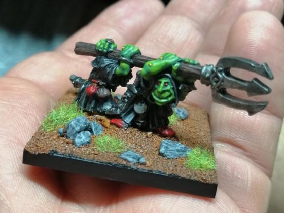 Gnasher Herd or Goblin filler
