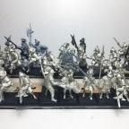Conquistador hallbardiers