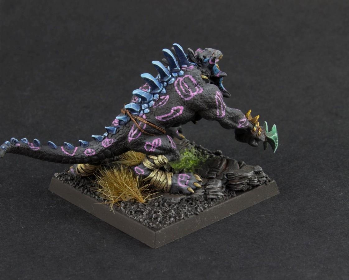 Xokha Salamander/Spearback