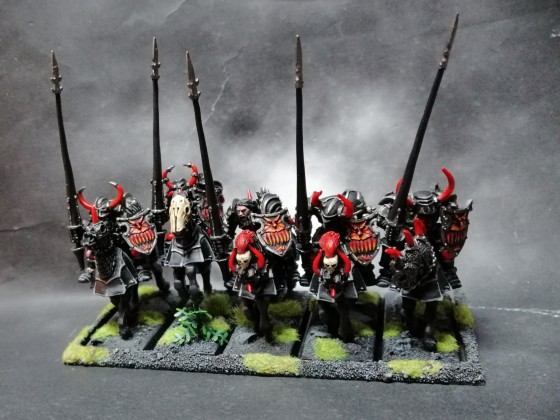 Warrior Knights, wfb 5ed