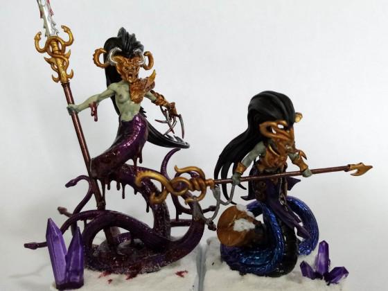Gorgons - Gorgones