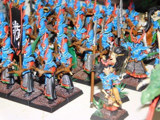 """""""These are my Dread Elves! There are many more as them, but these are mine!"""""""