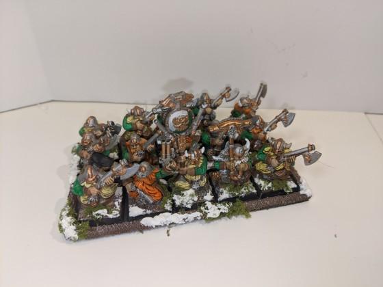 Dwarven Clan Marksmen