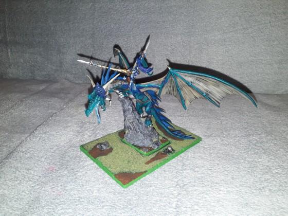 HE Dragon, Semi