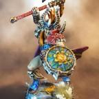 Female Barbarian Chief