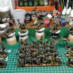 Orcs and Goblins (O & G) Army Service Vol.3