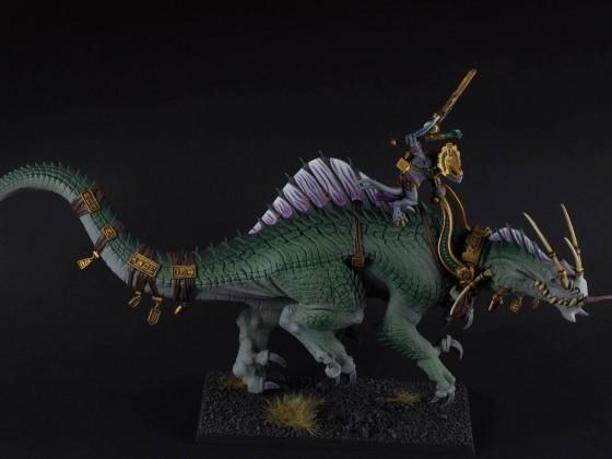 Xokha Oracle on Stygiosaur