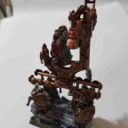 King on Warthrone