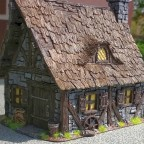 Cottage from Tabletop World