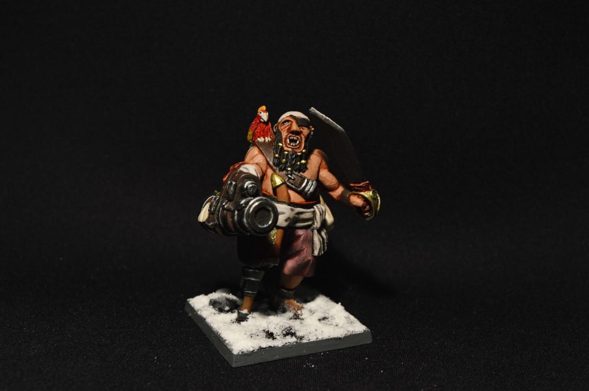 The Pirate Ogre