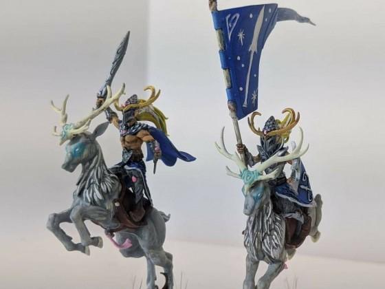 Sylvan Elf Wild Huntsmen