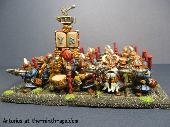 Dwarf Clan Marksmen